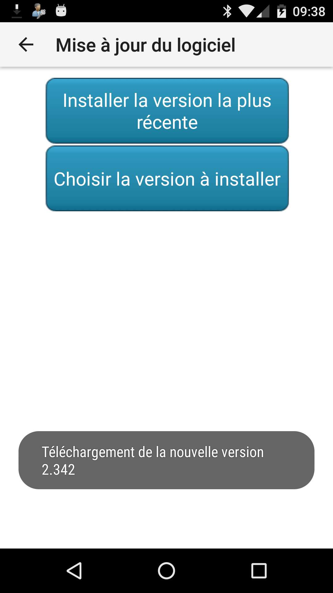 installer controle parental android